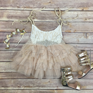 Helena Tulle Dress