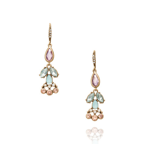 parisian belle drop earrings
