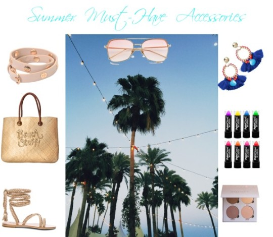 Summer Must-Have Accessories