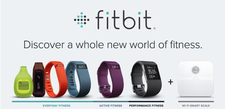 fitbit styles