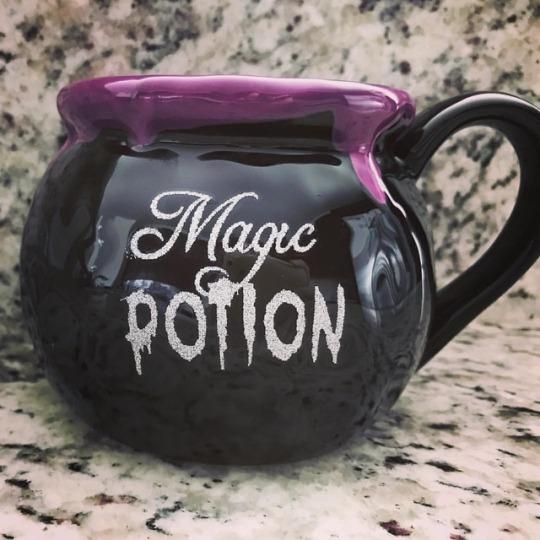 magic potion cup