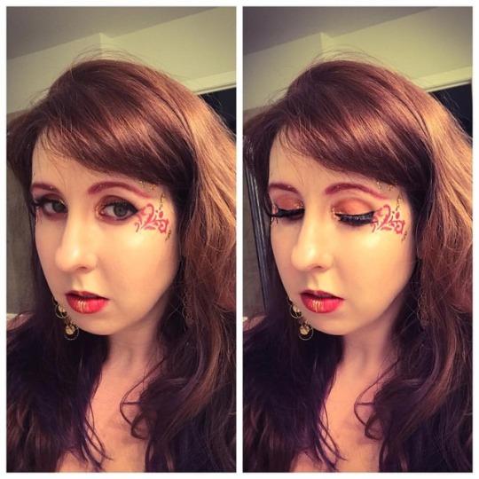 september makeup colors