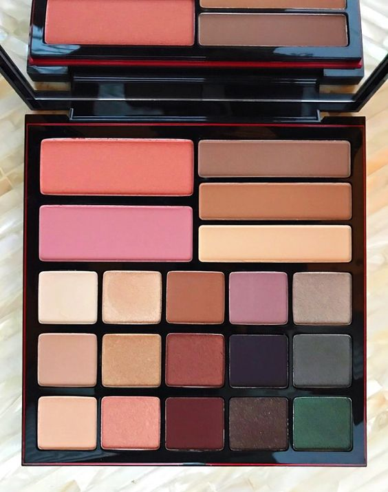 makeup smashbox