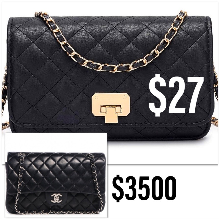 chanel dupe