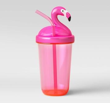 Flamingo Tumbler $6.00